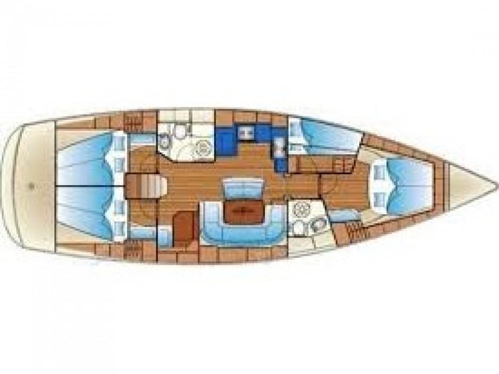 Rent a Bavaria Bavaria 46 Cruiser Cecina
