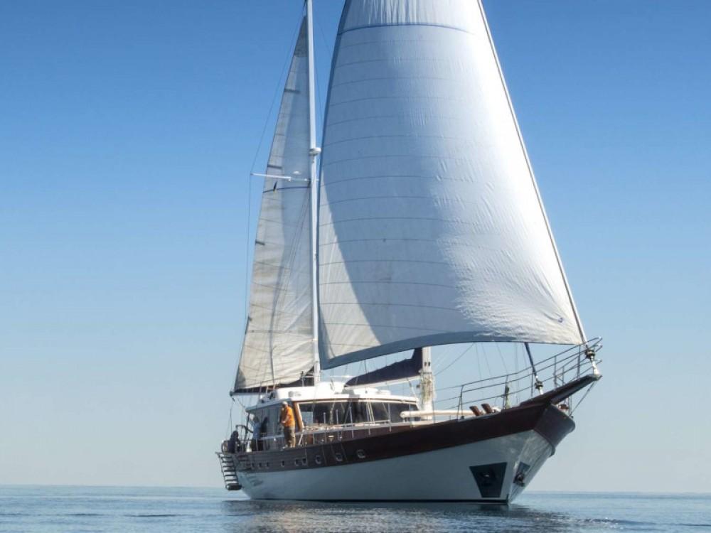 Rental yacht Álimos -  Gulet- Euphoria I on SamBoat