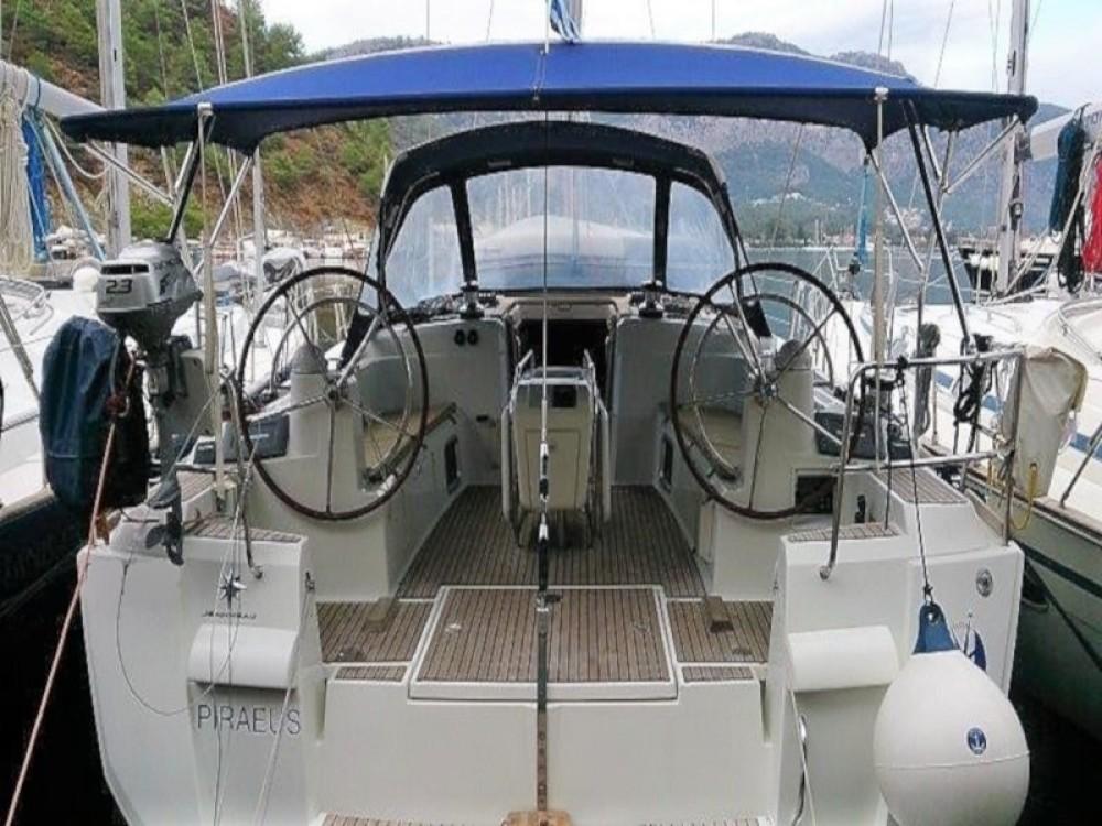 Boat rental  cheap Sun Odyssey 509