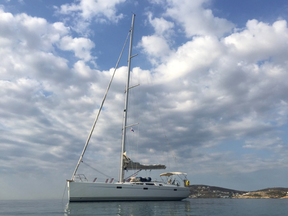 Hire Sailboat with or without skipper Hanse Alimos Marina