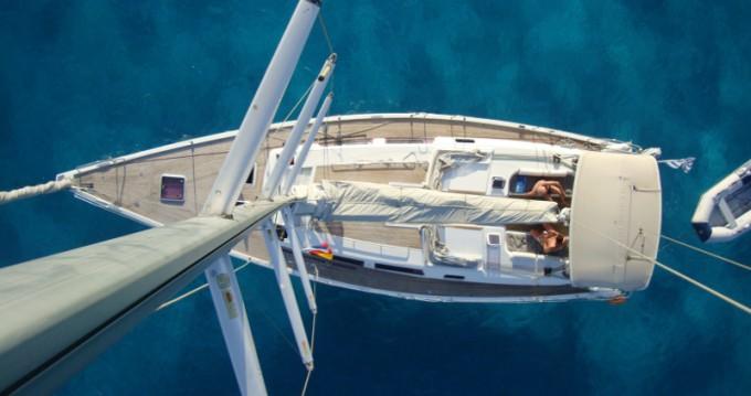 Rental yacht Athens - Hanse Hanse 470 on SamBoat