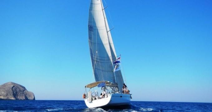 Boat rental Athens cheap Hanse 470