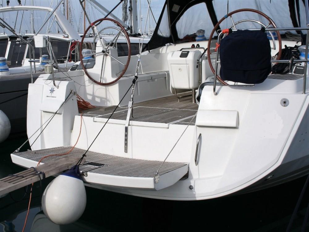 Rental yacht  - Jeanneau Sun Odyssey 509 on SamBoat
