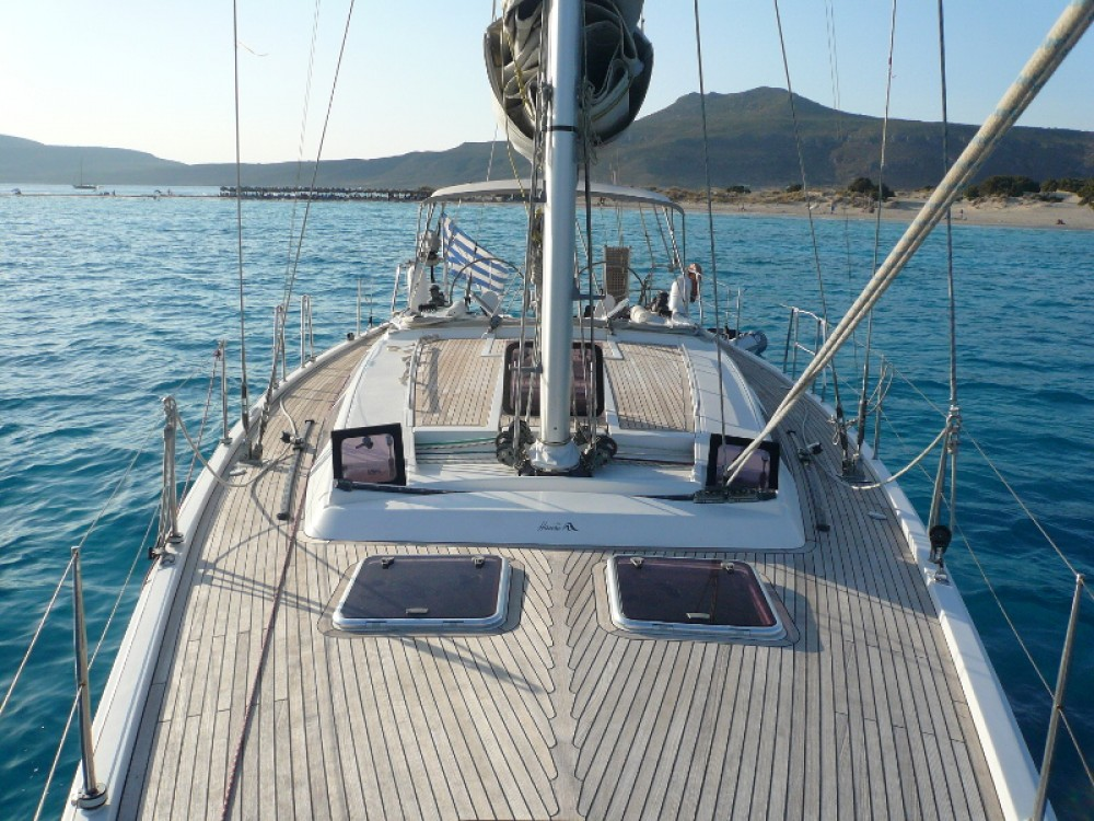 Hire Sailboat with or without skipper Hanse Álimos