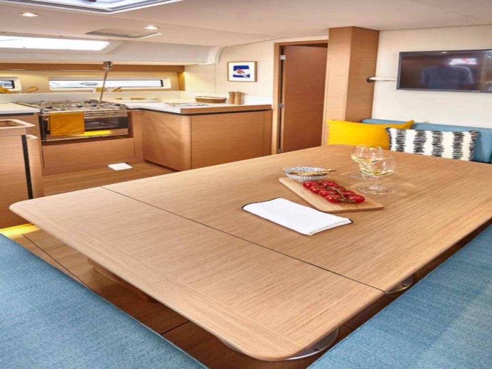 Rental Sailboat in Marina Gouvia - Jeanneau Sun Odyssey 490