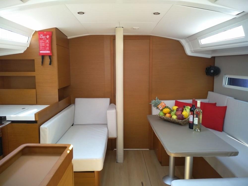 Rent a Jeanneau Sun Odyssey 410 ( INVENTER)  Alimos Marina