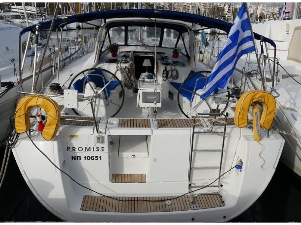 Bénéteau Oceanis 50 Family between personal and professional Alimos Marina