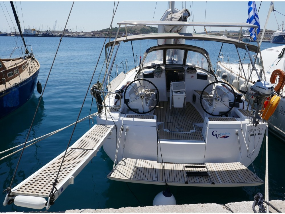 Jeanneau Sun Odyssey 449 between personal and professional Laurium