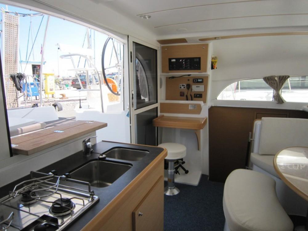 Catamaran for rent Laurium at the best price