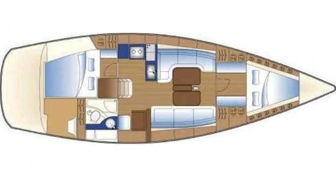 Rental yacht Primošten - Bavaria Bavaria 38 Match on SamBoat