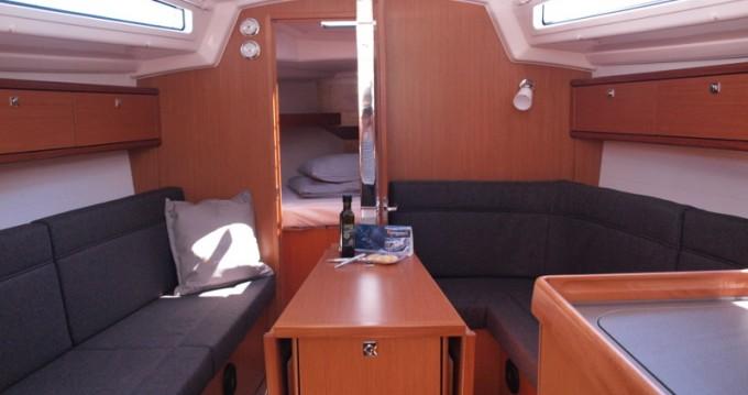 Bavaria Cruiser 33 between personal and professional Primošten