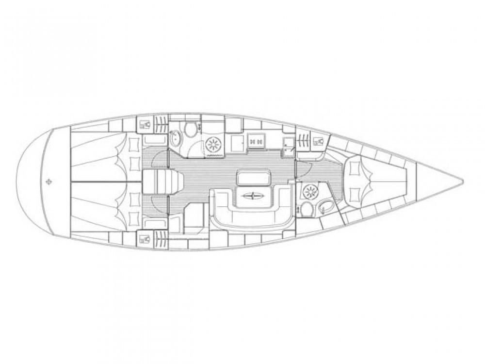 Rental yacht Primošten - Bavaria Bavaria 42 on SamBoat