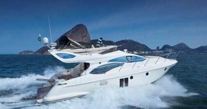 Rental yacht Seget Donji - Azimut Azimut 43 Fly on SamBoat