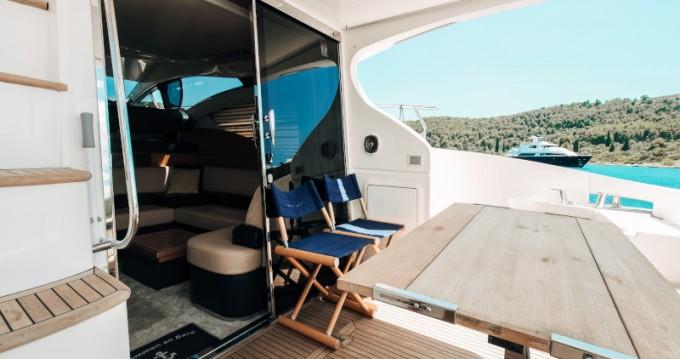Boat rental Seget Donji cheap Azimut 43 Fly