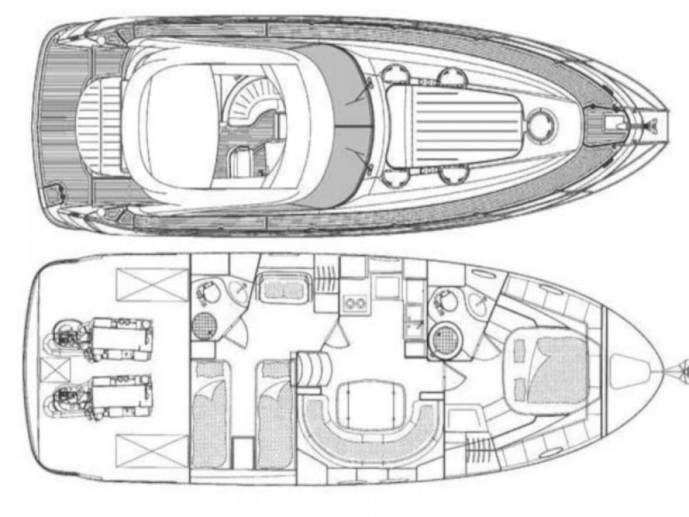 Rental Motor boat in Seget Donji - Bavaria Bavaria 42 HT