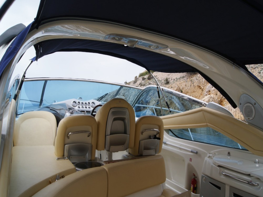 Boat rental Krk cheap Cranchi 43 IPS