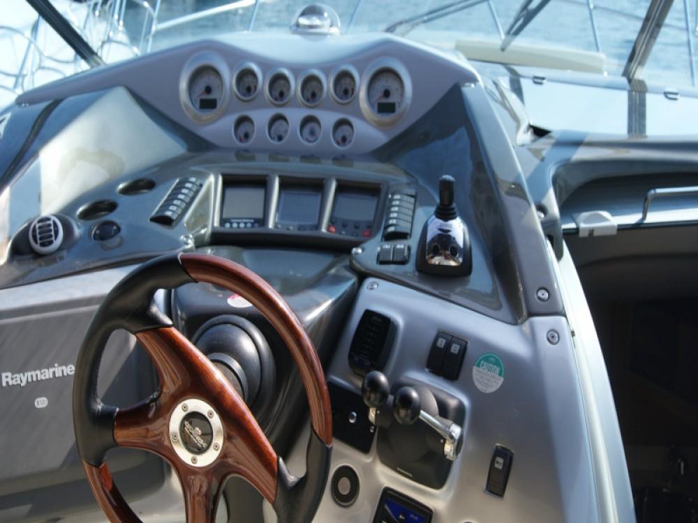 Rental yacht Krk - Cranchi Cranchi 43 IPS on SamBoat
