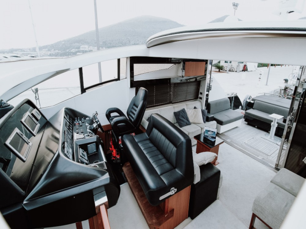 Boat rental Sunseeker Sunseeker Predator 64 in  on Samboat