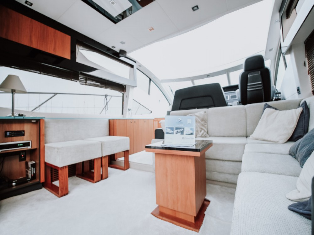 Rental yacht  - Sunseeker Sunseeker Predator 64 on SamBoat