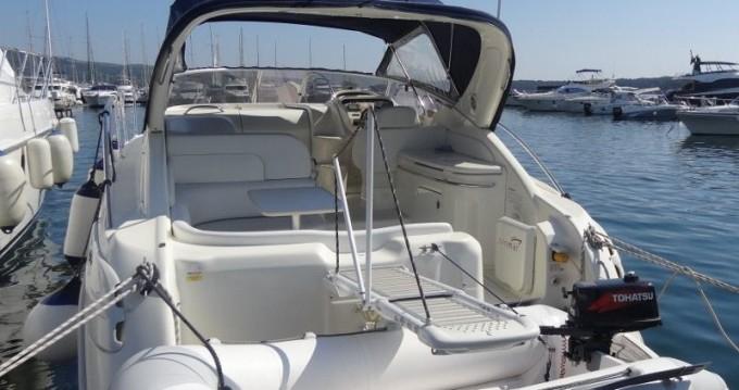 Boat rental Cranchi Zaffiro 34 in Punat on Samboat