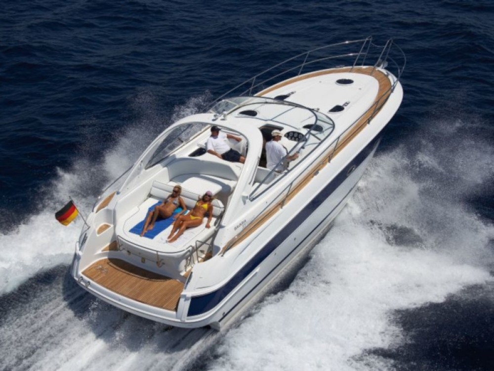 Hire Motor boat with or without skipper Bavaria Seget Donji