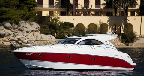 Boat rental Punat cheap Monte Carlo 37 HT