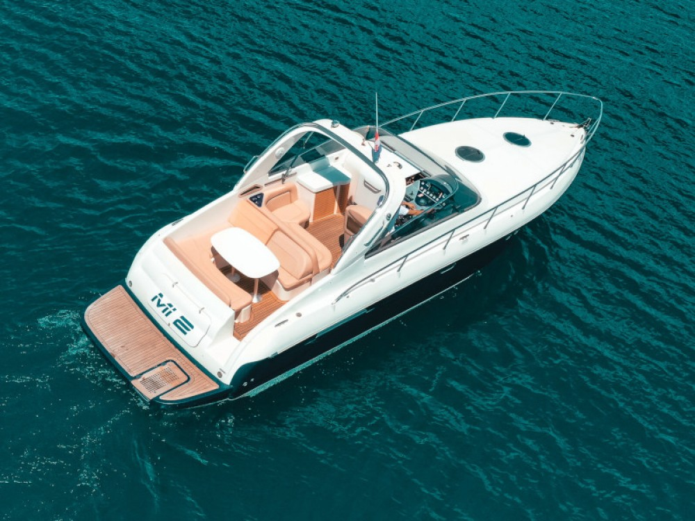 Boat rental Seget Donji cheap Airon 345