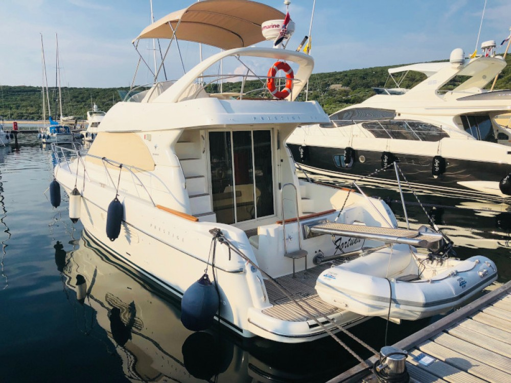 Motor boat for rent Krk at the best price