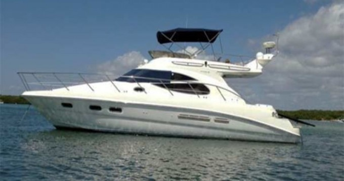 Hire Motorboat with or without skipper Sealine