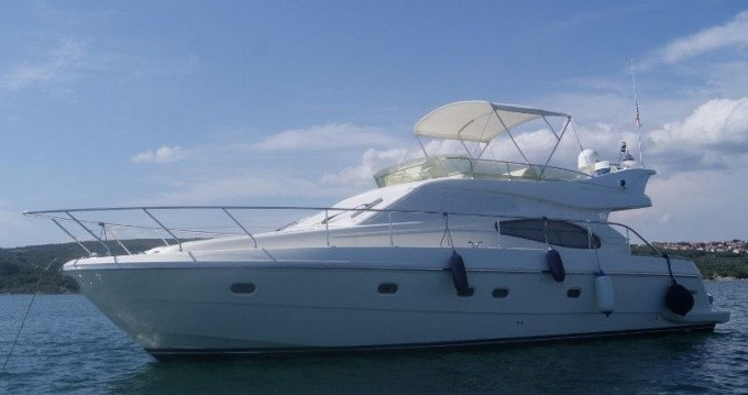 Hire Motorboat with or without skipper Ferretti Punat