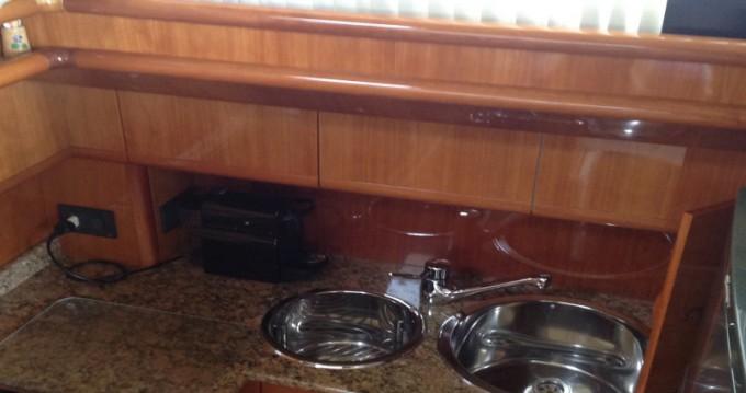 Rental yacht Punat - Ferretti Ferretti 460 on SamBoat