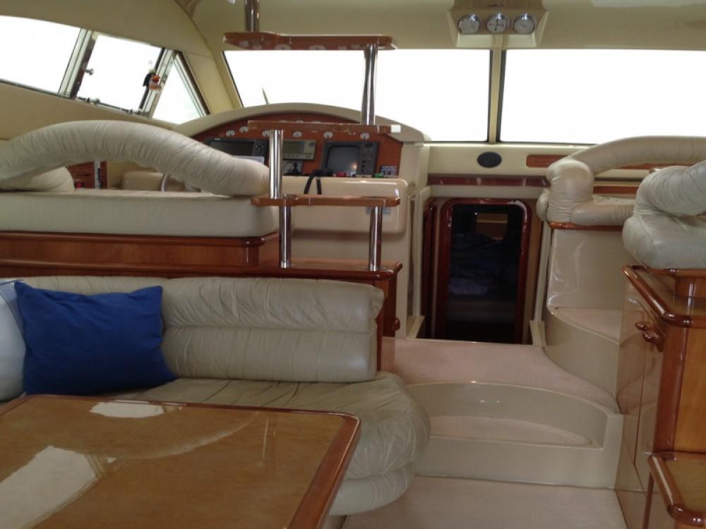 Boat rental Ferreti Ferretti 460 in Krk on Samboat