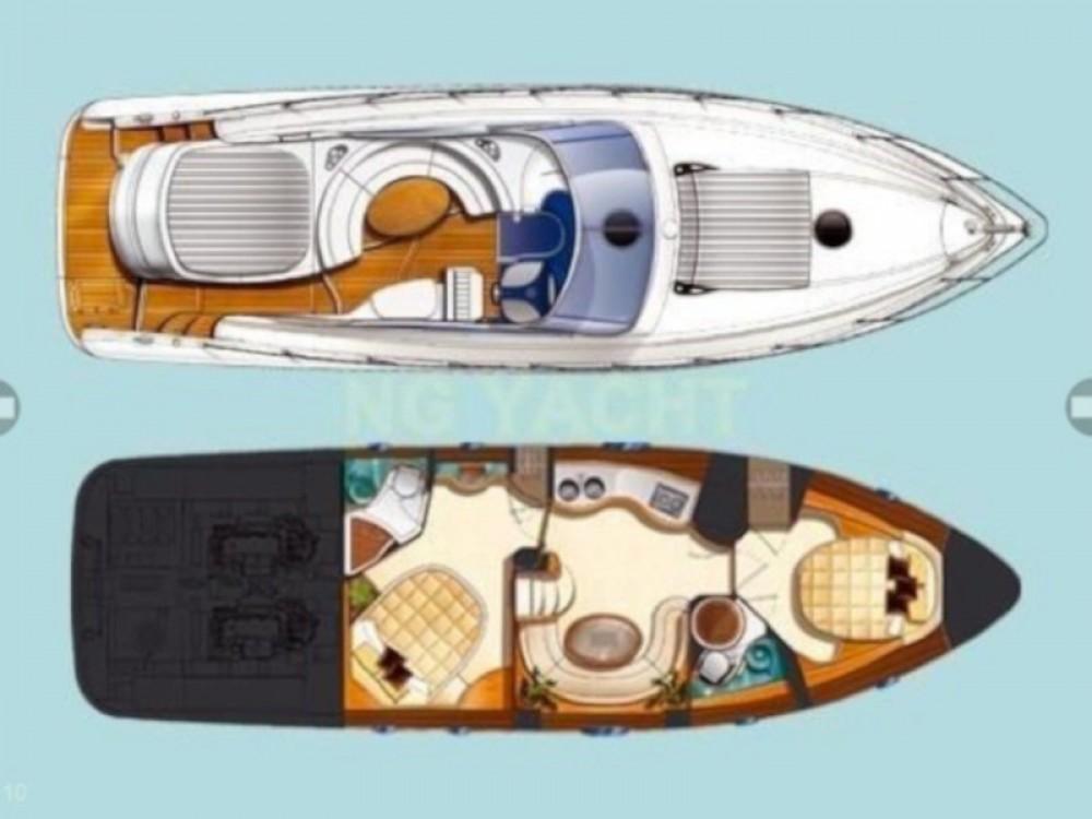 Rental Motor boat Atlantis with a permit