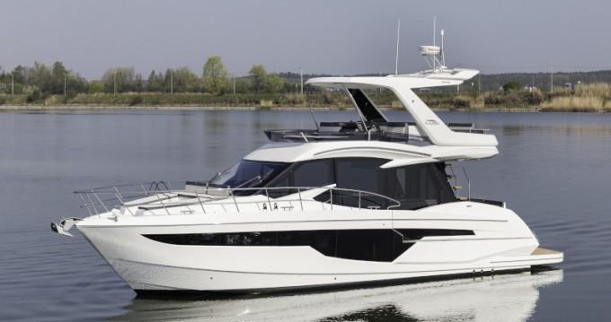 Boat rental Seget Donji cheap Galeon 500 Fly