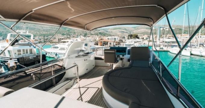Boat rental Seget Donji cheap Elegance 60 Fly