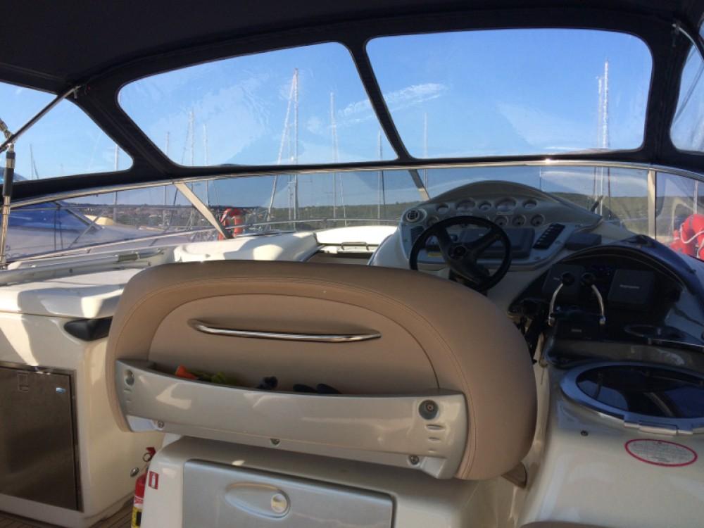 Rental yacht Krk - Cranchi Cranchi Zaffiro 36 on SamBoat