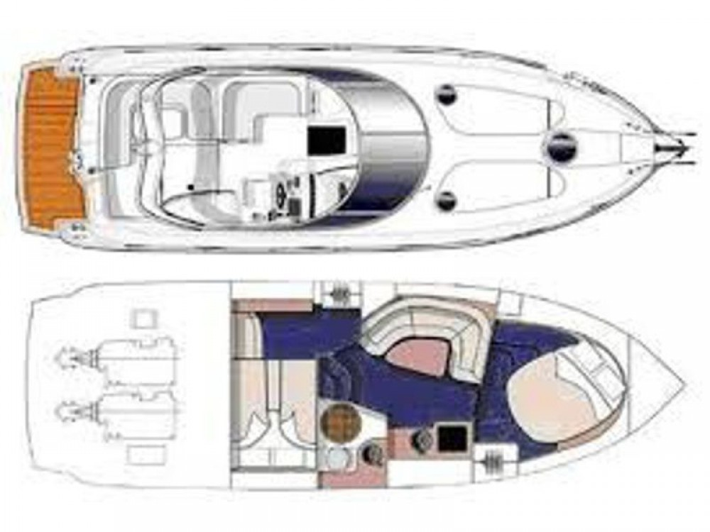 Hire Motor boat with or without skipper Cranchi Krk