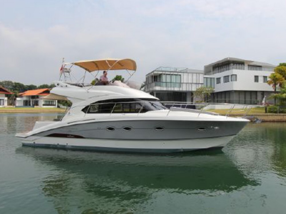 Bénéteau Antares 42 Fly between personal and professional Krk