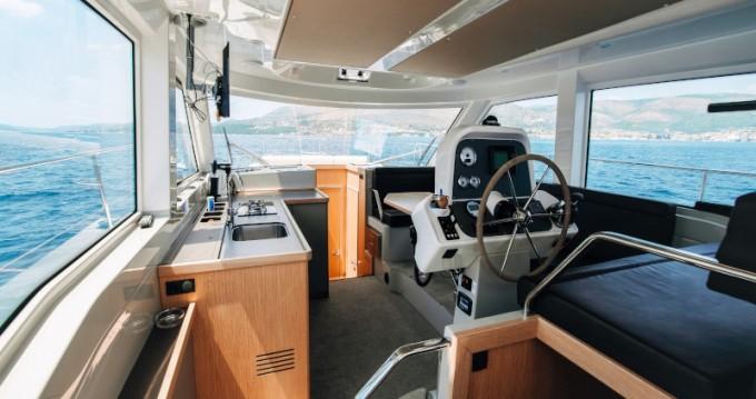 Boat rental Punat cheap Bavaria E40 Fly