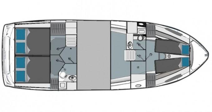 Rental yacht Punat - Bavaria Bavaria E40 Fly on SamBoat
