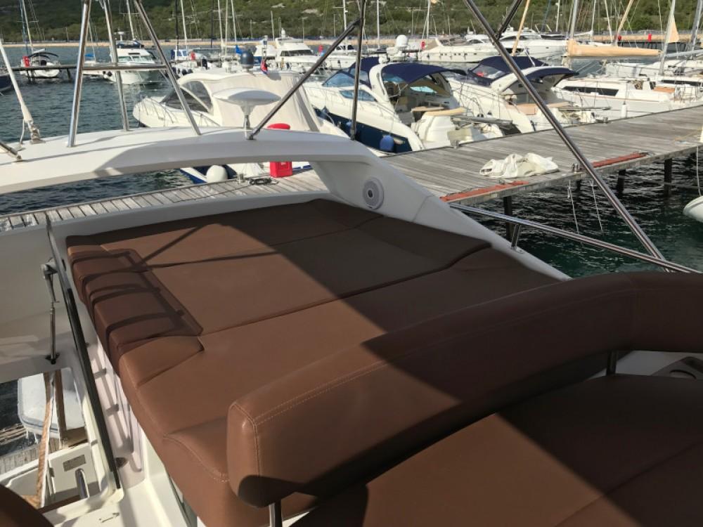 Boat rental Krk cheap Antares 42 Fly