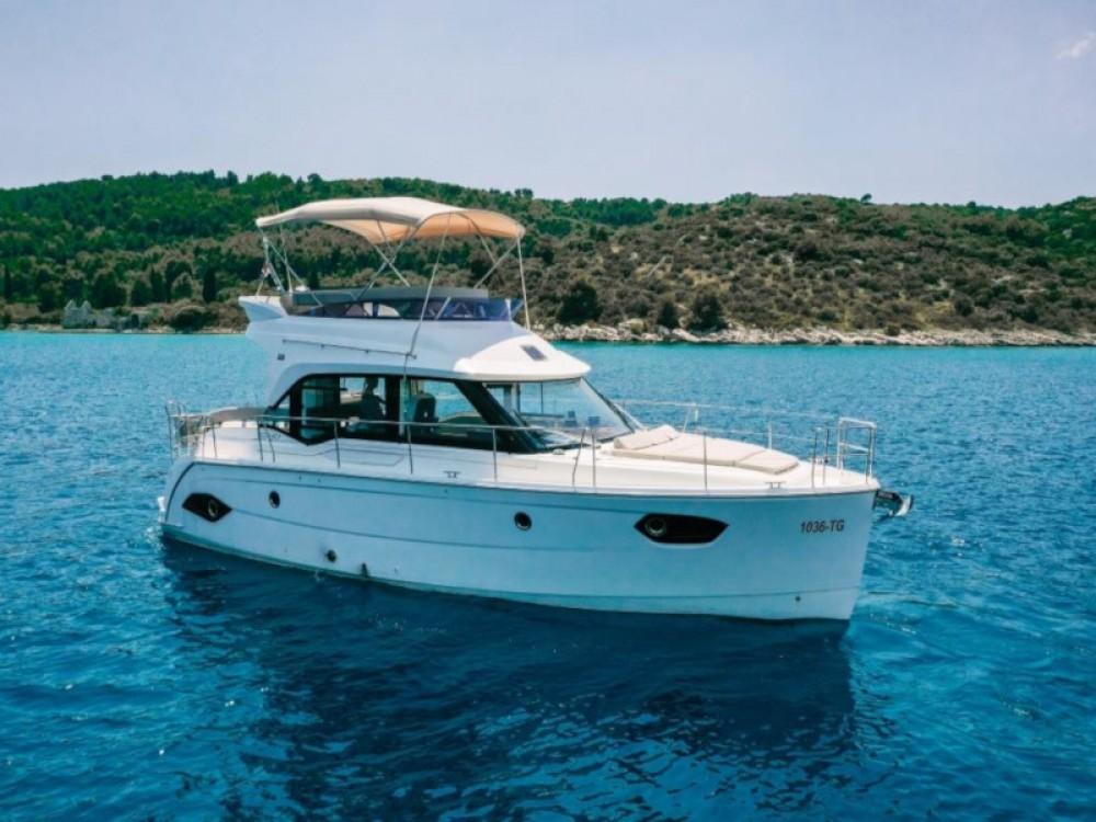 Rental yacht Krk - Bavaria Bavaria E40 Fly on SamBoat