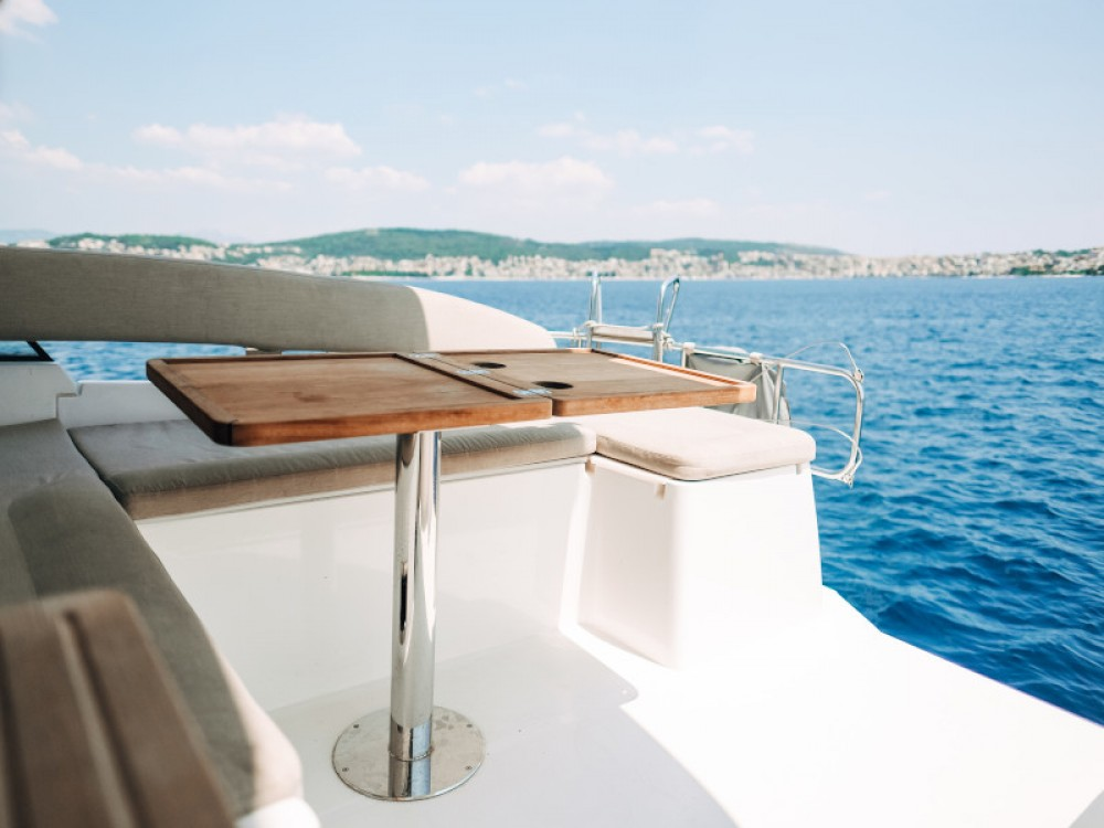 Hire Motorboat with or without skipper Bavaria Krk