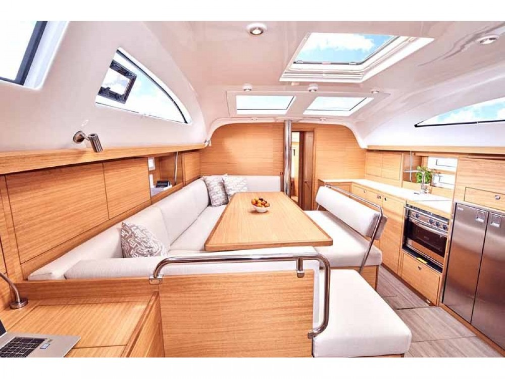 Boat rental  cheap Elan Impression 45.1