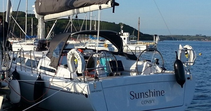 Boat rental Alimos cheap Hanse 345