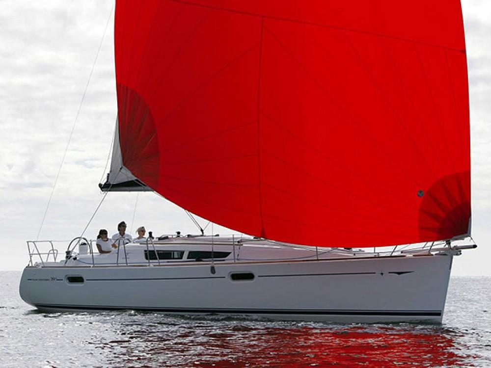 Rental yacht Palamós - Jeanneau Sun Odyssey 39i on SamBoat