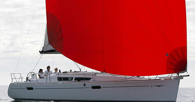 Boat rental Port de Palamós cheap Sun Odyssey 39i