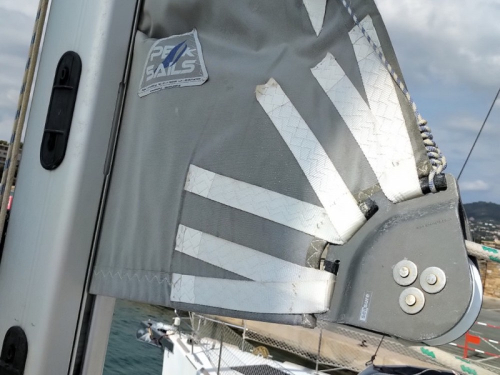 Rental Sailboat in Μύκονος - Bavaria Bavaria 50 Cruiser