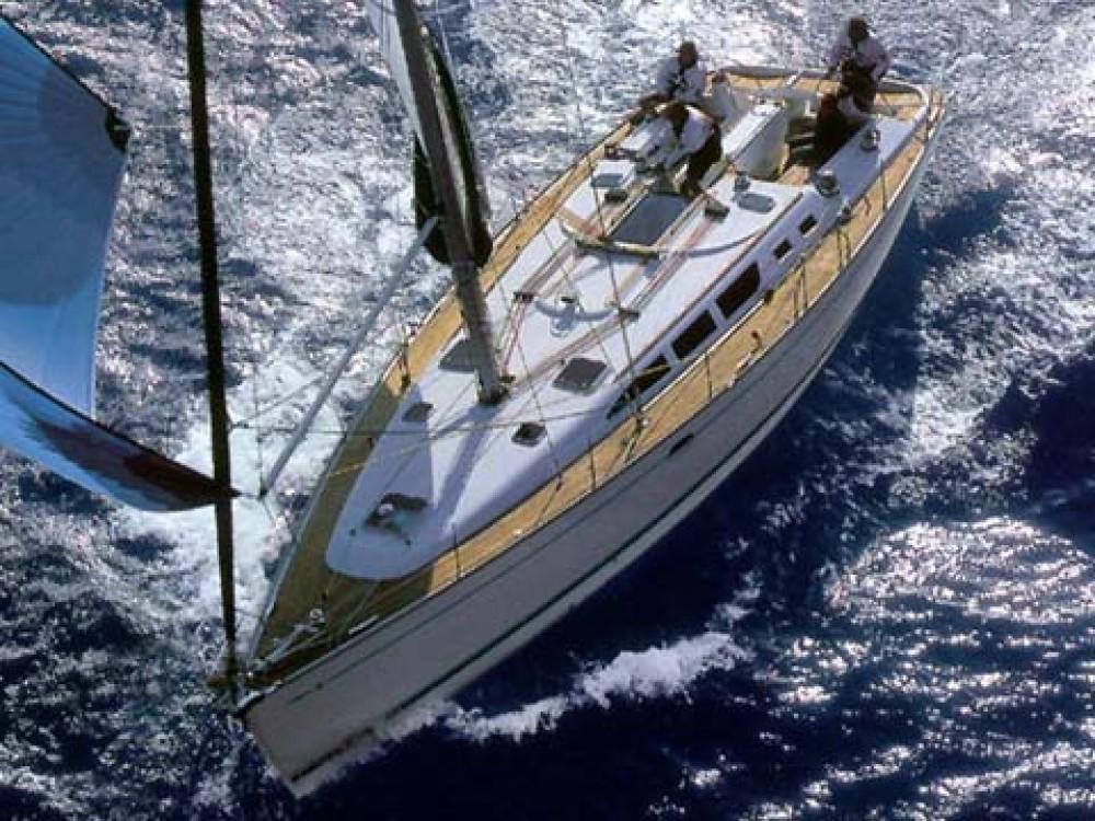 Boat rental Greece cheap Sun Odyssey 43