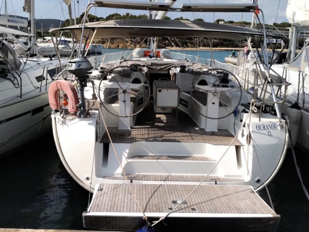 Hire Sailboat with or without skipper Bavaria Μύκονος